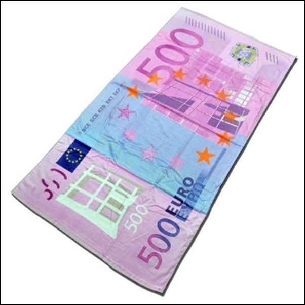 drap-de-bain-billet-de-500-euros