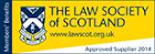 The Law Society of Scotland Approved