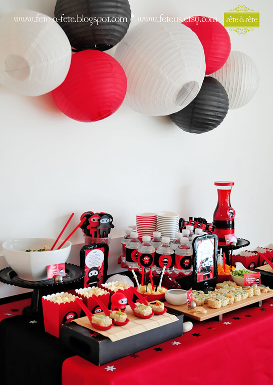 sushi-table---Ninja-Party-by-Fete-15