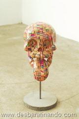 arte esculturas com skate reciclado desbaratinando  (39)