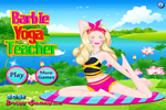 Barbie Yoga Teacher