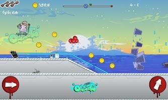 Screenshot of Skater California Sk8er