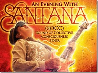 Santana en guadalajara 2012