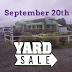 Dennis Anderson Yard Sale