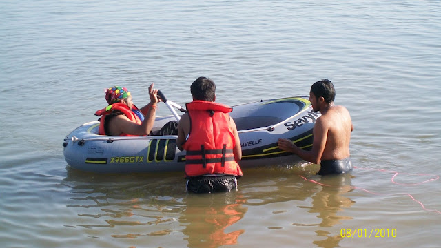 Slots available For Kayaking And Night Camping ...