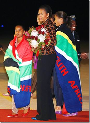 Obama Women in Africa