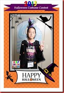 2013 10 Halloween - Contest Winner - Wakana