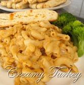 Main-creamy macaroni