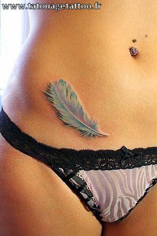 Tatouages femmes hanche - Tatouage femme hanche ...