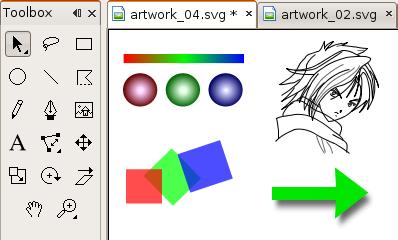 Sketsa Svg Editor For Windows Mac Linux