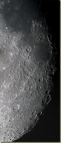 2 November 2012 Moon mosaic