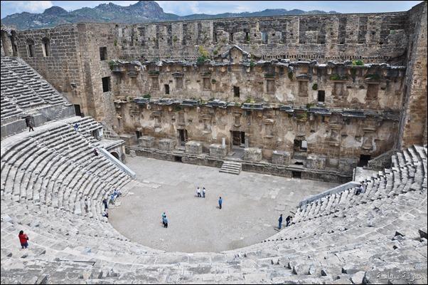 مسرح اسبندوس في تركيا 2