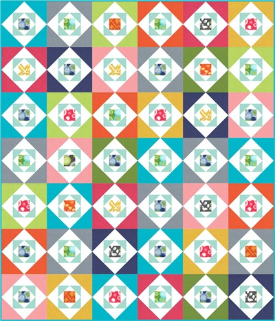 modern quilt