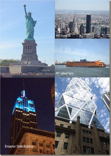 US trip 20123