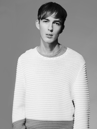 Milo Spijkers @ D1/NY Models by David Adams for Wonderland.  Styled by Francesca Prudente, December 2011