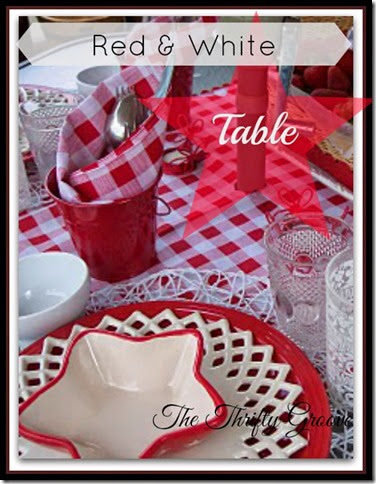 red & white lunch 0511