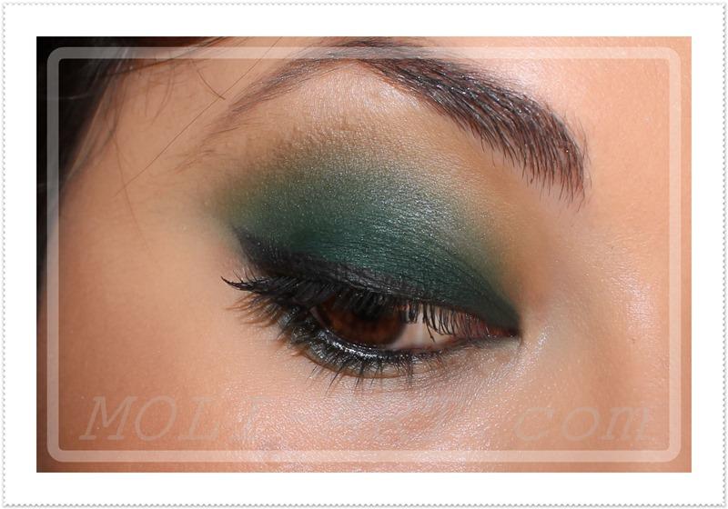maquillaje-ojos-en-verde
