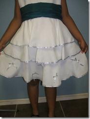 skirt w bows