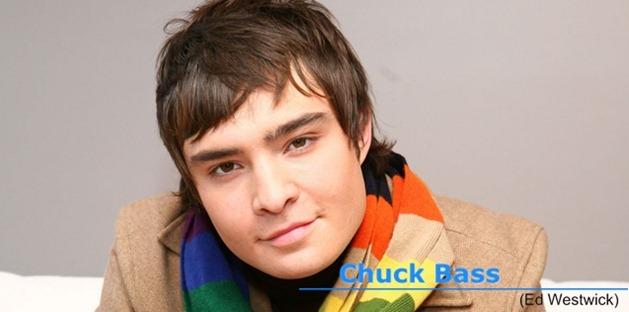 Chuck Bass (Ed Westwick)