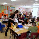 WBFJ Cici's Pizza Pledge - Hall Woodward Elementary - Mrs. Montgomery's 3rd Grade - Wisnton-Salem -