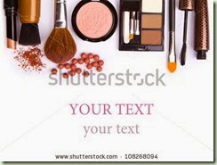 stock-photo-makeup-brush-and-cosmetics-on-a-white-background-isolated-with-clipping-path-108268094