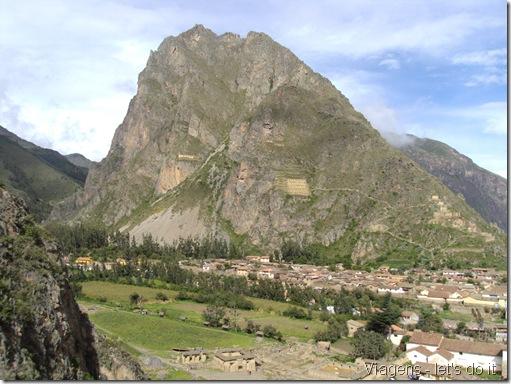 Ollantaytambo é um dos sítios arqueológico inca mais conservado