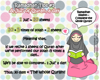 ramadhan tips 1
