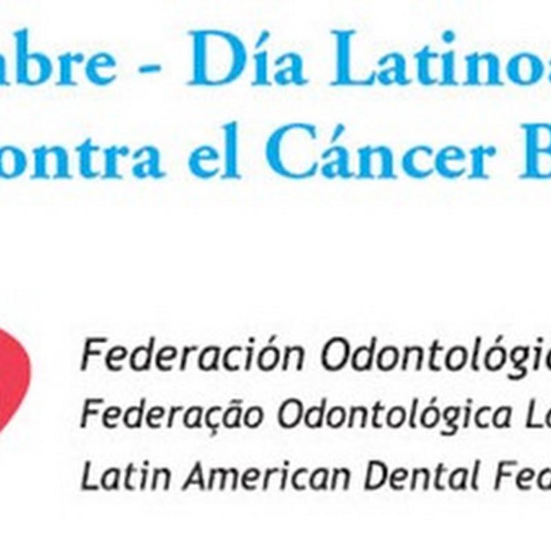 Día Latinoamericano de Lucha contra el Cáncer Bucal