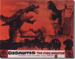 from the sidelines godzilla raids again 1955 review