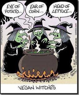 vegan witches