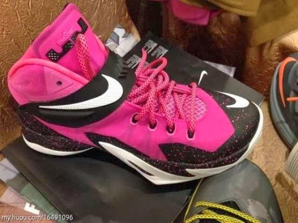 First Look at probably Nike Zoom Soldier VIII 8