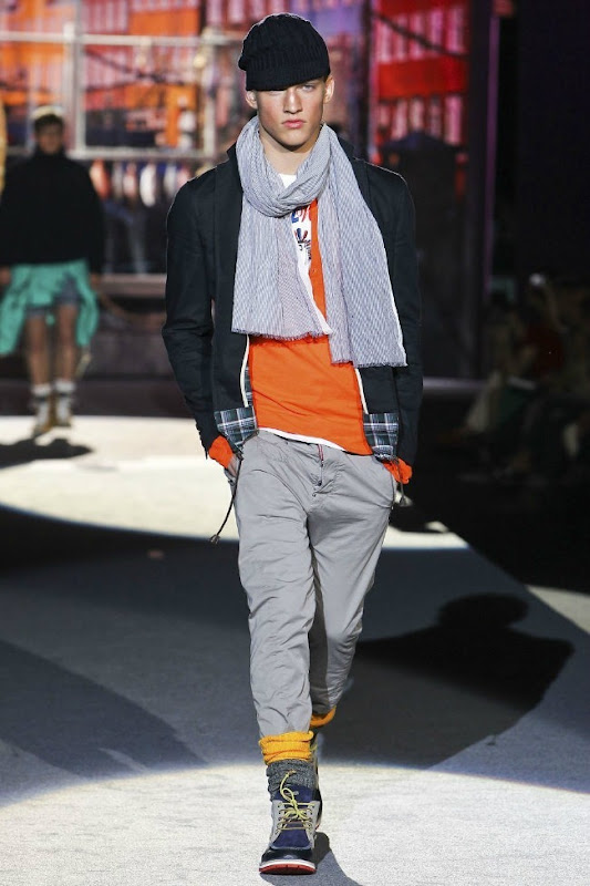 Milan Fashion Week Primavera 2012 - Dsquared² (38)