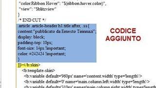 modificare-html-blog-visualizzazione-dinamica