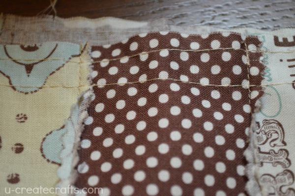 Rolie Polie Raggedy Skirt Tutorial 6