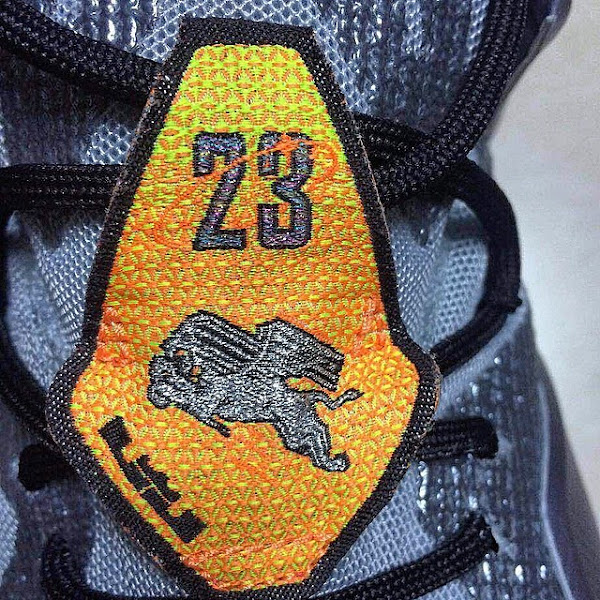 Preview of Possibly Upcoming Nike LeBron XII 8220Flight8221
