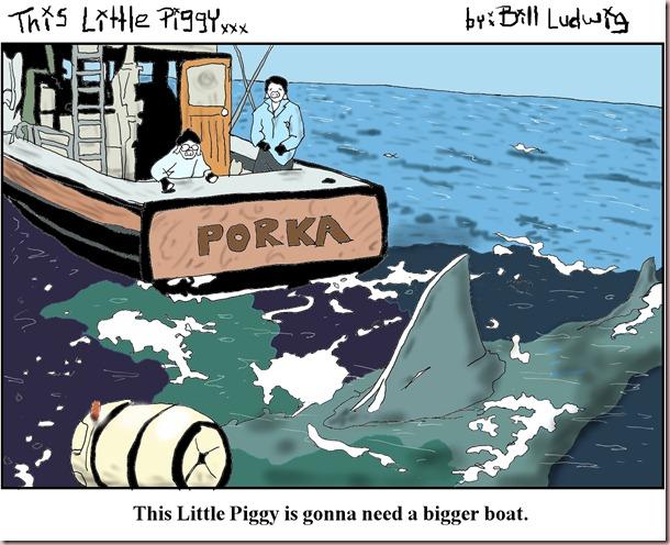 Piggy Jaws Boat