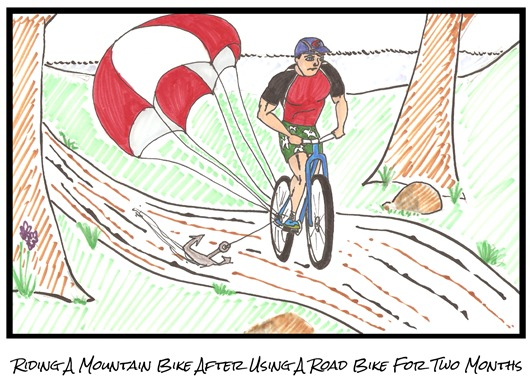 003 - mountain bike