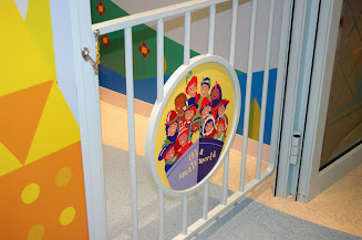 nursery for infants up to 3 years old