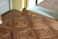 CROCERA 50 X 50 MONTATA IN DIAGONALE