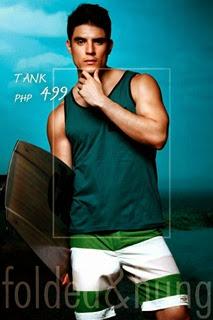 Folded and hung summer 2014 lookbook swimwear (3)