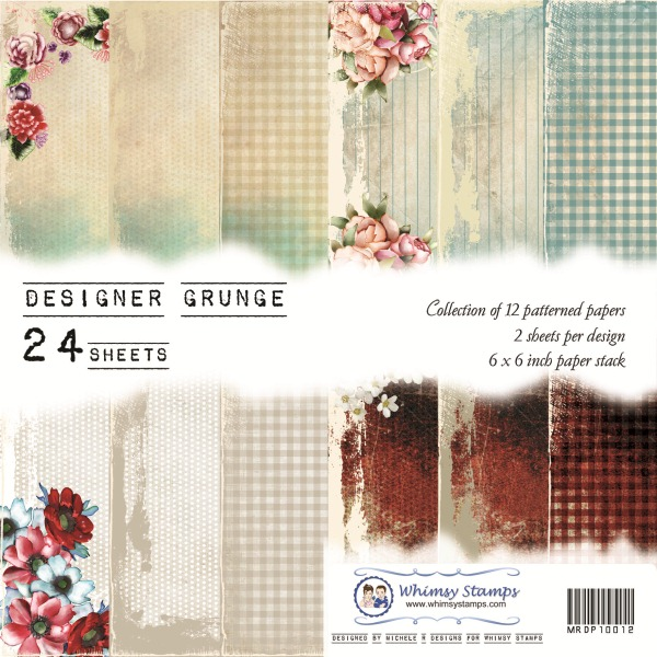 Designer Grunge Front Sheet