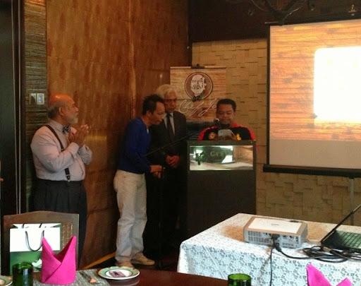 Cerita Di Sebalik Majlis Pelancaran Aplikasi Android Chef Jo