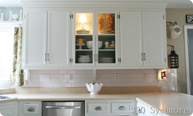 how to paint kitchen cabinets | 320 * Sycamore