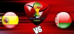 Belarus vs Spanyol