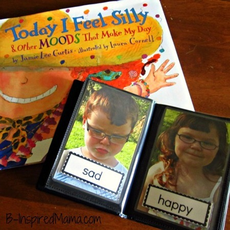 Kids Emotions Matching Game 6