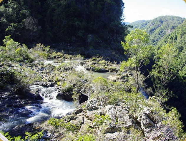 Top of Ellenborough Falls