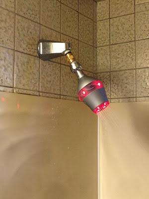 ducha de Uji