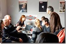 La redazione di Charlie Hebdo