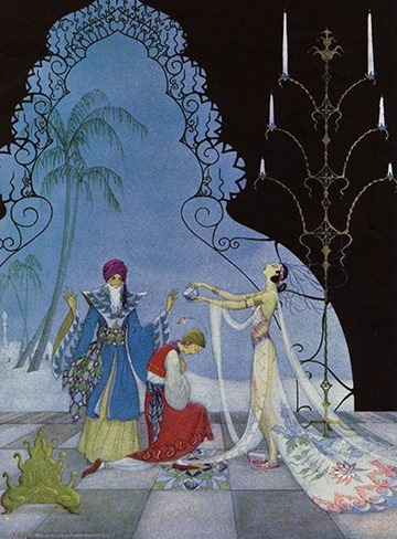 arabian_nights_003 Virginia Frances Sterrett