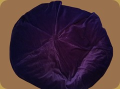 Beanbag - purple